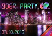 90er Party Rave